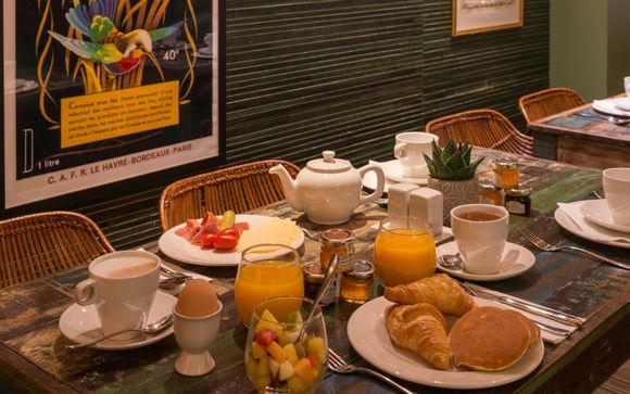 Hotel La Bourdonnais Paris 4*