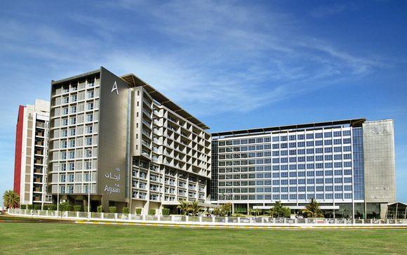Park Rotana Abu Dhabi 5*