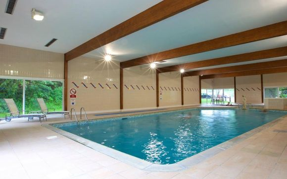 Hallmark hotel cambridge 4 voyage priv up to 70 Swimming pools in cambridge uk