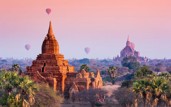 Your 10-Night Myanmar Tour Itinerary