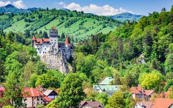 Sublime Carpathian Mountains & Moldavian Monasteries