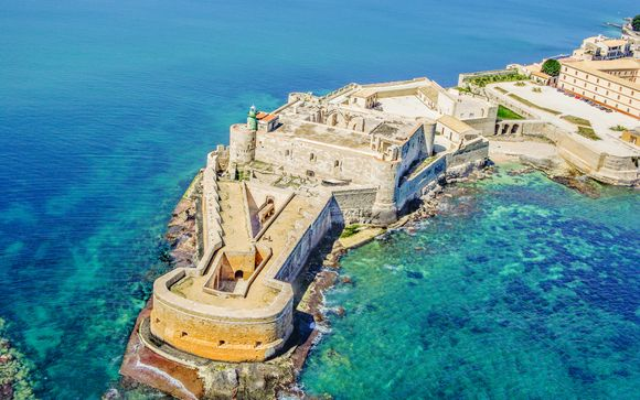 Two Oustanding Sicilian Locations