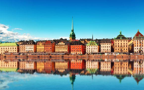 Legends of Scandinavia: Sweden, Norway and Denmark