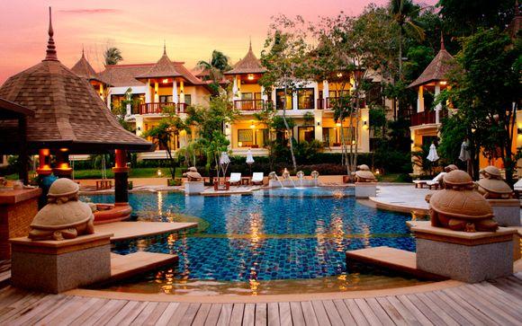 Crown Lanta Resort & Spa 4* & Optional Peace Laguna Resort & Spa 4*