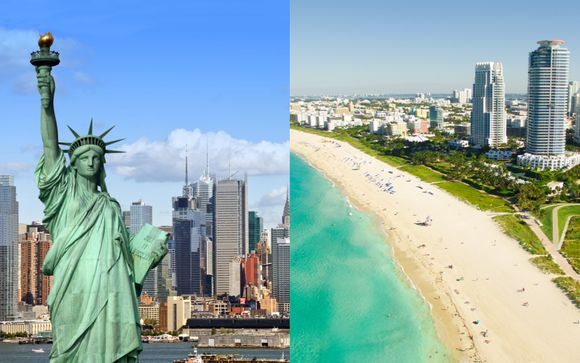 Two Exciting and Vibrant American Cities