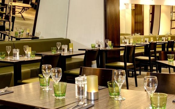 Holiday Inn Regents Park 4*