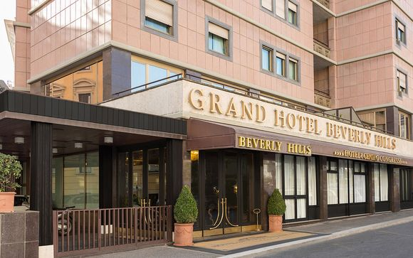 Hotel Beverly Hills Rome 4*