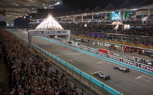 Abu Dhabi Grand Prix & Grand Millennium Al Wahda 5*