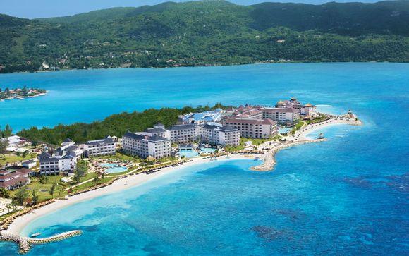 Hôtel Secrets St. James Montego Bay 5*