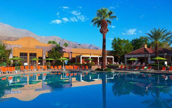 Marina del Rey Hotel 4* & Renaissance Palm Springs Hotel 4*