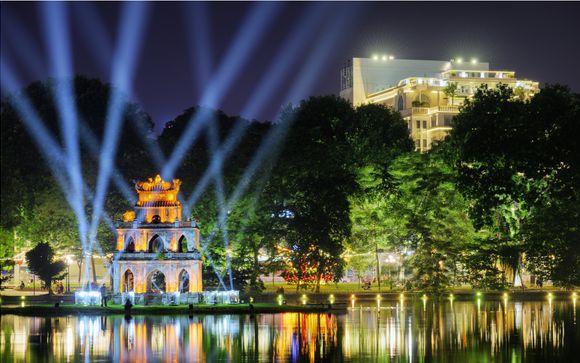 Optional North Vietnam Extension