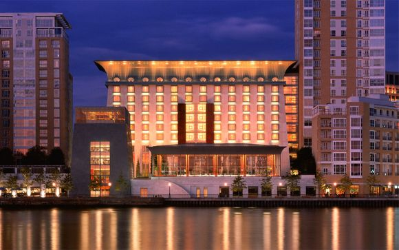Elegant 5* Hotel With Thames Views