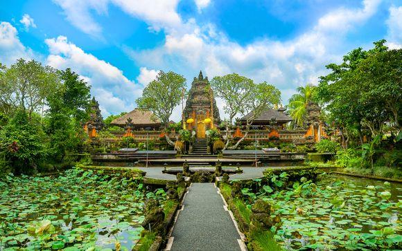 Furama Villas & Spa, Ubud 4* & Ayodya Resort Bali, Nusa Dua 5*