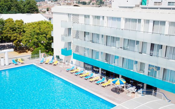 Aparthotel Ona Palamos 4*