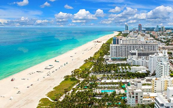The Stiles Hotel South Beach 4* & Optional New York Stopover
