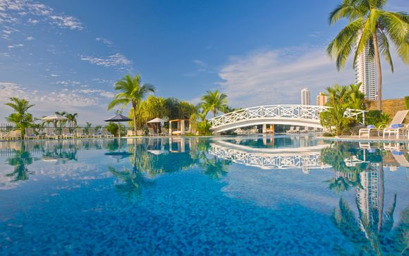 Intercontinental Miramar Panama 5* & Westin Playa Bonita 5*