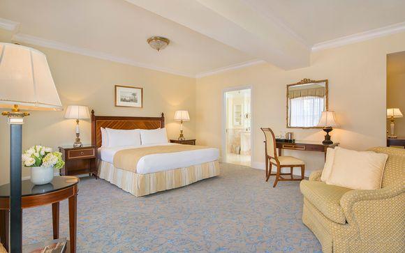 Optional Stay at Taj Boston 4*