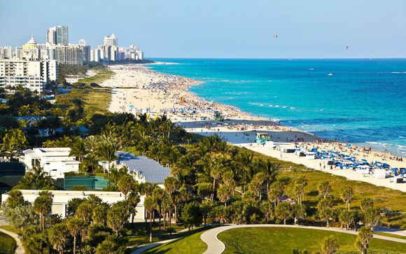 Florida Fly Drive with Optional New York Stopover