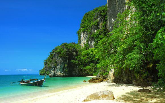 Krabi La Playa Resort  & Optional Tawana Bangkok 4*