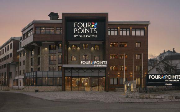 Four Points By Sheraton Kolasin 4*