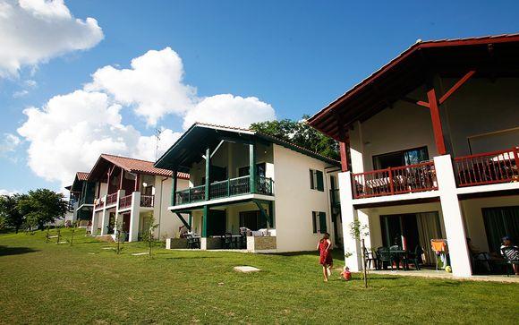 Residence Prestige Odalys Domaine Iratzia