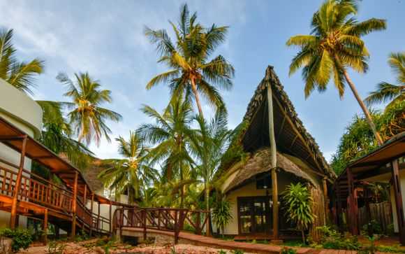 Kena Beach Hotel Zanzibar 4*