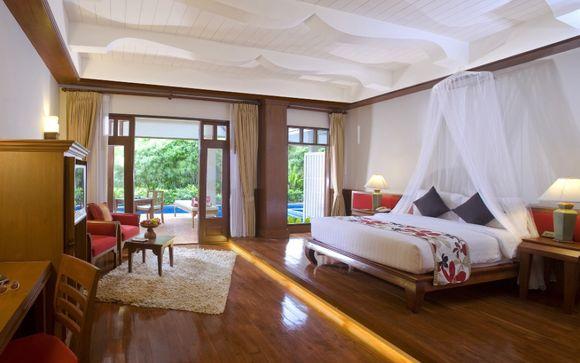 Samui Buri Beach Hotel 4*