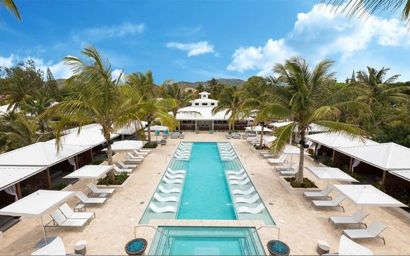 Serenity at Coconut Bay 5*