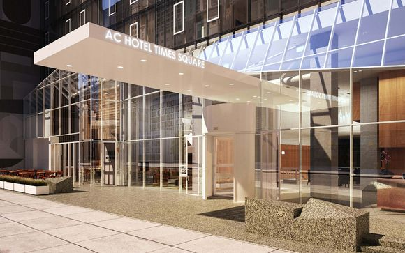 Optional AC Hotel by Marriot New York Times Square 4*
