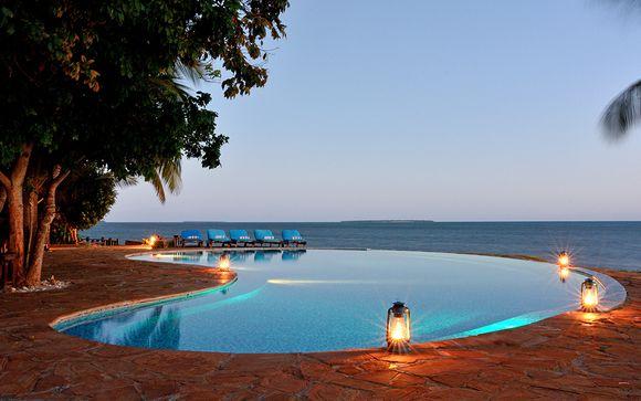 Fumba Beach Lodge 4*