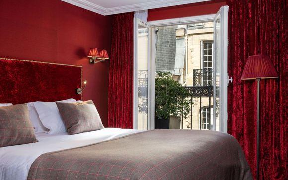 Hotel Monsieur 4*