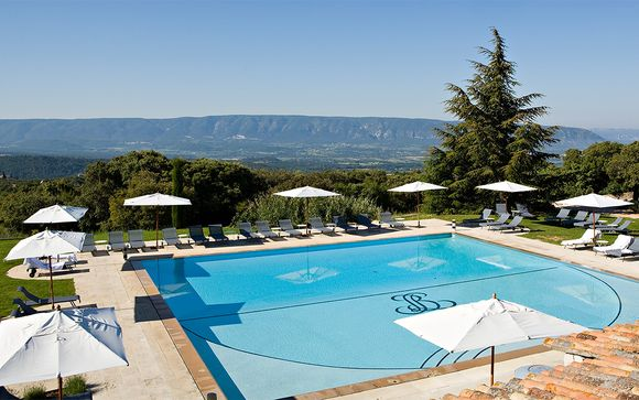Hotel Les Bories & Spa 5*