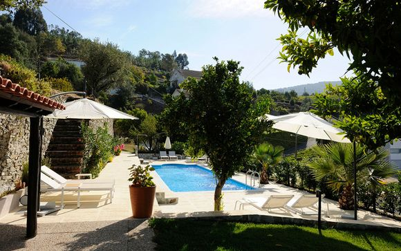 Quinta Da Palmeira– Country House Retreat 4*