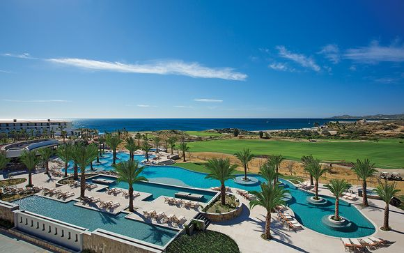 Secrets Puerto Los Cabos Golf & Spa Resort 5*