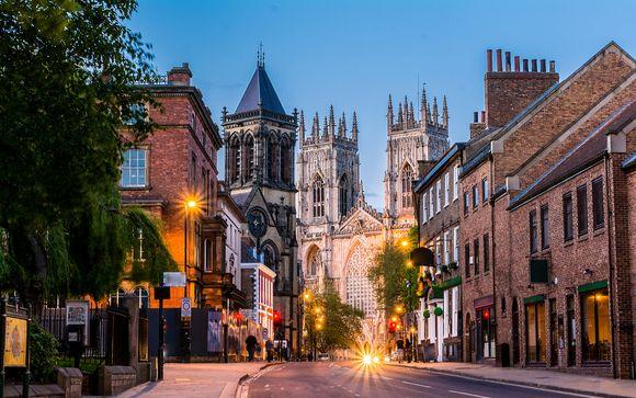 Destination...York