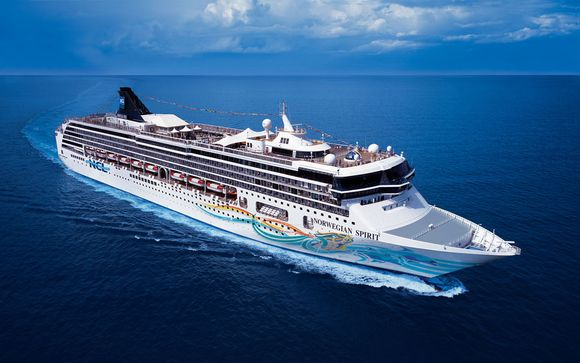 NCL Spirit Canaries Cruise & Barcelona Stay