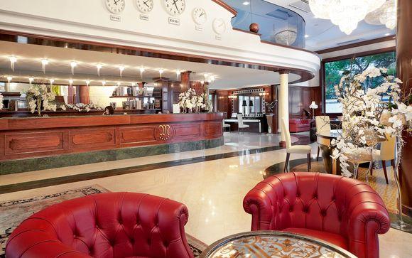 Grand Hotel Minareto 5*
