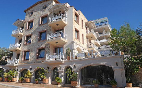 Oasis Hotel, Kalkan - 7 nights