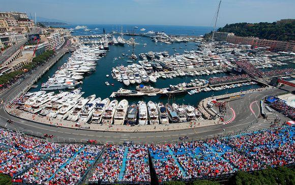 Our Offer - Monaco Grand Prix (Monte Carlo) Saturday 28th & Sunday 29th May 2016