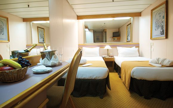 Your Staterooms