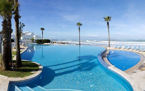 L'Amphitrite Palace Resort & Spa Skhirat 5*