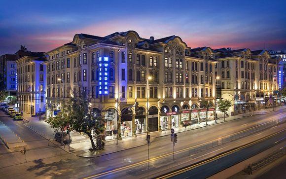 Wyndham Istanbul Old City 5*