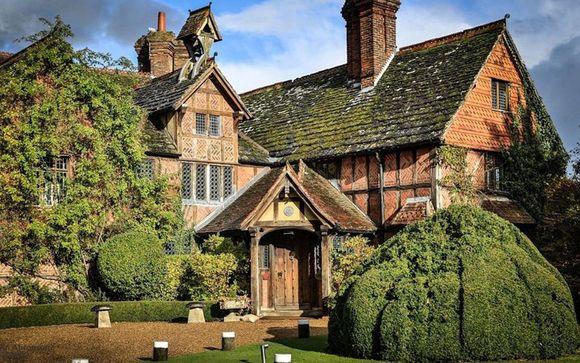 Langshott Manor 4*