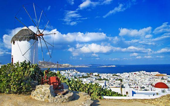 Greek Isles Itinerary