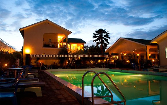Springlands Hotel Moshi