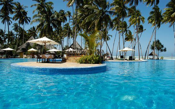 Ocean Paradise Beach Resort