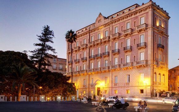 Hotel Des Etrangers 5*