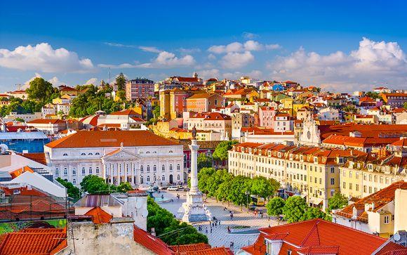 Destination...Lisbon, Avenida da Liberdade
