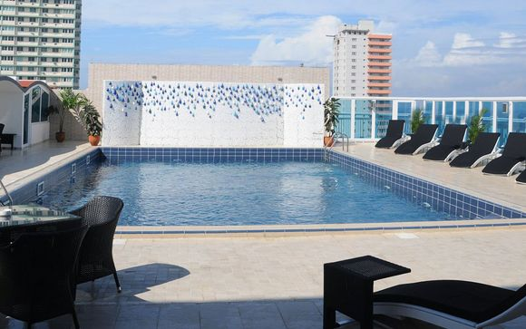 NH Capri Hotel Havana 4*