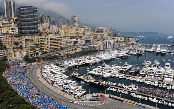 Day Trip to Monaco Grand Prix (from London)
